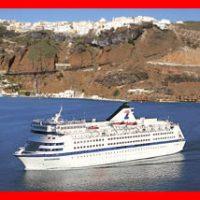 Greek investigators charge Santorini Island boatsmen