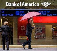 Bank of America Reports .2 Billion Dollar Loss