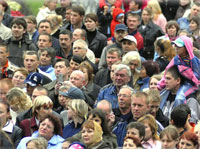 Russian Population To Reduce to 110 Million by 2050
