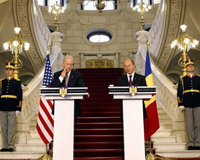 Romania to House Missile Interceptors for United States' Sake