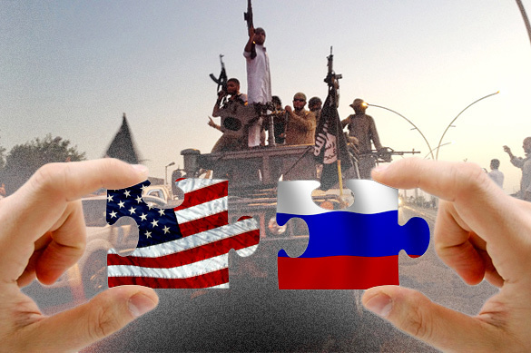 US will try to oust Russia from Syria. Syria