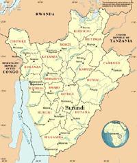 Burundi: rebels accused government of threat