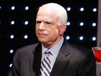 John McCain, senility America's loss of the Pacific