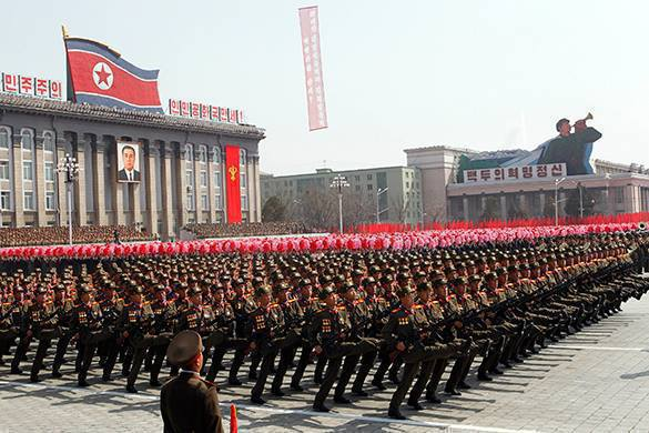 Pyongyang to rebuff US shattering the country. North Korea