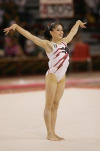 European Gymnastics Championships: Ferrari wins individual all-around finals