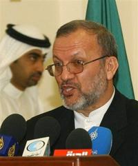 Iran's foreign minister visits Jordan