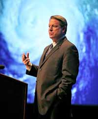 Al Gore kicks off book tour in Beverly Hills