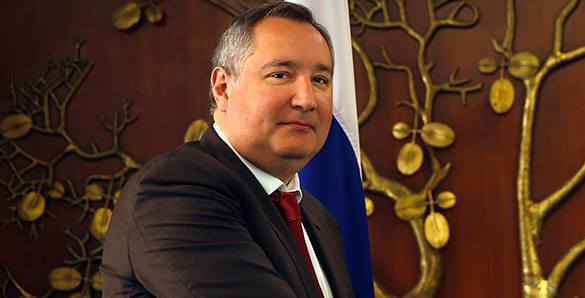 Russia to retain second place on global arms market. Dmitry Rogozin