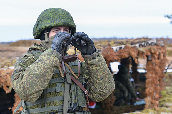 Russia offered to return to G8 if Zapad 2017 drills do not take place. 61237.jpeg