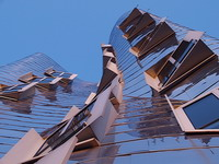 Frank Gehry undergoes suit for design flaws