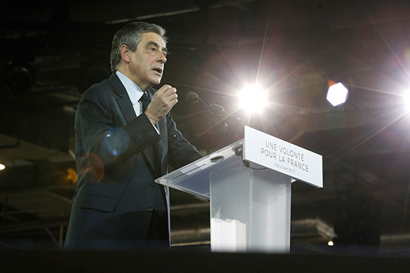 France to prevent US-Russia conflict, Fillon says. Francois Fillon