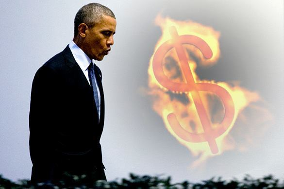 Obama's administration raises US national debt to .01 trillion. US national debt grows