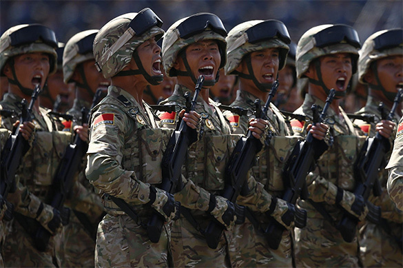 False story on China's dispatching troops to North Korea laid bare. China