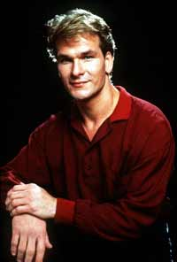 Patrick Swayze stays optimistic in spite of pancreatic cancer diagnosis
