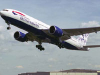 British Airways forecasts future losses and gains