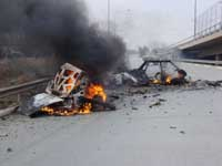 Car bomb explodes in southern Russia: 7 killed