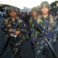 Soldiers responsible for majority of political killings in Philippines