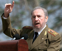 Fidel Castro Turns 83