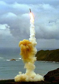 US defense system downs two ballistic missiles in test