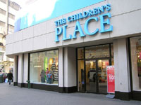 Children's Place Stores reports profit rise in February