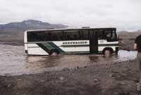 24 killed in Chile in bus crash