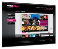 BBC iplayer Launched by Cello