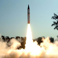 India Test-Fires Nuclear-Capable Missile