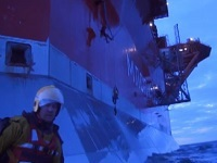 Britons support Russia's move to arrest Greenpeace activists. 51249.jpeg