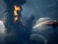 Oil Leak Threatens Environmental Disaster in Gulf of Mexico