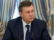 Yanukovych addresses the nation still as legitimate president. 52251.jpeg