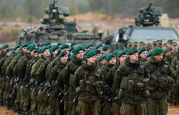 Russia tells of its response to NATO's growing presence in Europe. Russia to respond to USA