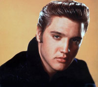 Elvis Presley's hair sells for 000 to an anonymous telephone bidder at a Chicago auction