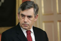 Gordon Brown Warns of Climate