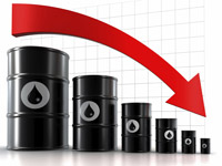Oil Price Climbs due to Falling Dollar