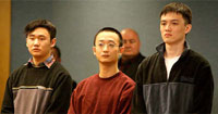 Two Chinese students to spend 18 years in New Zealand prison for kidnap, slaying