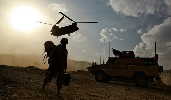USA mission in Afghanistan: Any sort of happily ever after?. USA mission in Afghanistan over