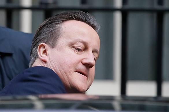Cameron discovers only way out of Syrian crisis. Cameron