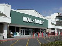 Wal-Mart Stores Earn More than Wall Street Forecast