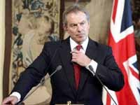 Blair says Britain needs nuclear power to secure future energy supplies