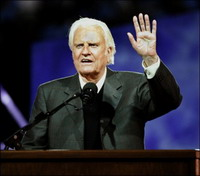 Billy Graham's wife to die soon