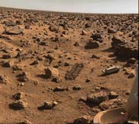 NASA's Rover Opportunity reaches huge Martian crater