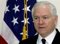 Robert Gates and Kim Jang-soo reports North Korea threat remains