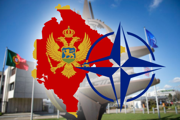 What will Montenegrin joining NATO spill over into?. Montenegro