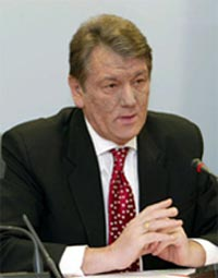 Yushchenko called on parties engaged in coalition talks to work harder to reach agreement