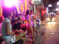 Good guys go to heaven, bad guys go to Pattaya