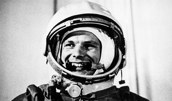 Yuri Gagarin's smile remains symbol of space exploration. 60260.jpeg