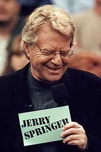Jerry Springer named new host of NBC's TV reality show 'America's Got Talent'