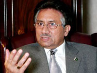 Gen. Pervez Musharraf could take oath as civilian president by Saturday