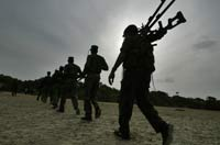 Armed conflicts in northern Sri Lanka kill 15 rebels