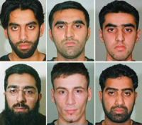 Five men sentenced to life in prison for plotting to bomb targets in Britain